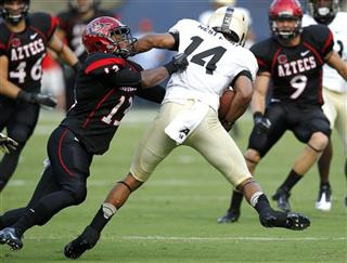 Army San Diego St Football