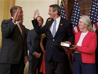 John Boehner, Mark Sanford