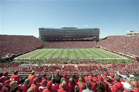 Nebraska Glorified Scrimmage Football