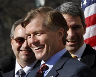 Bob McDonnell, Bill Bolling, Ken Cuccinelli