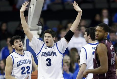 Doug McDermott, Avery Dingman, Gavin Thurman