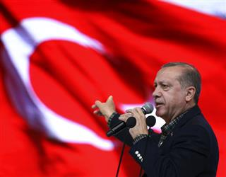 Turkey Courting the West