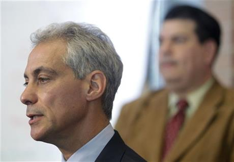 Rahm Emanuel, Vincent Iturralde