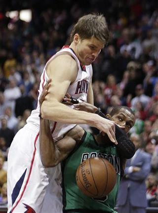 Kyle Korver, Rajon Rondo