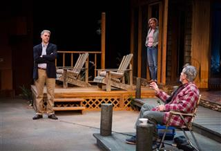 Theater Review-The Outgoing Tide