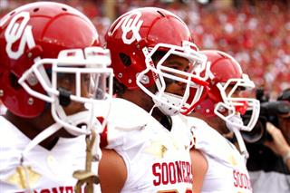 Oklahoma Texas Football