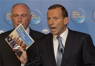 Tony Abbott, Warren Truss