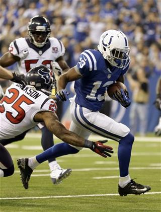 T.Y. Hilton, Kareem Jackson