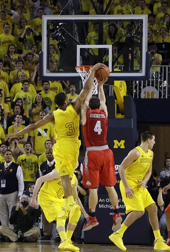 Trey Burke, Aaron Craft
