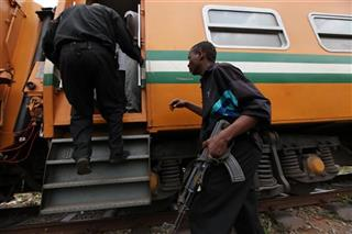 Travel Trip Nigeria Train