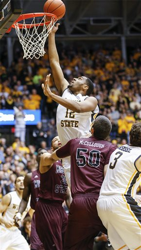 Missouri St Wichita St Basketball