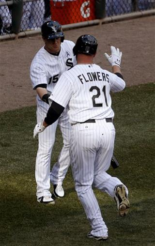Gordon Beckham, Tyler Flowers