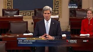 John Kerry, Elizabeth Warren 