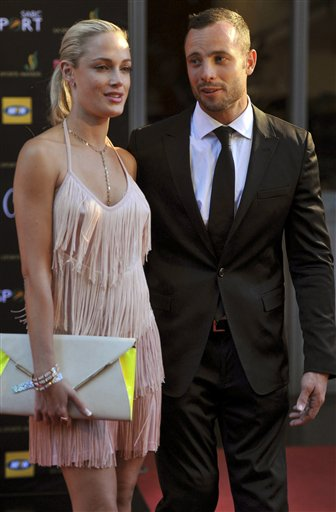 Reeva Steenkamp, Oscar Pistorius