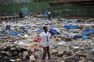 Haiti Camp Evictions
