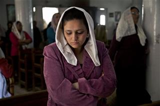APTOPIX Mideast Egypt Kidnapping Christians