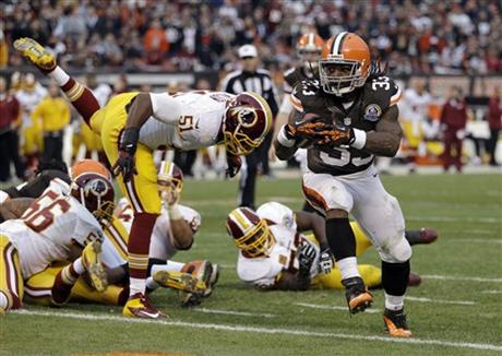 Trent Richardson