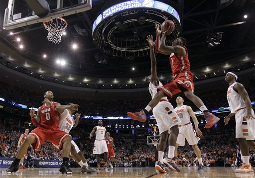 Deshaun Thomas, Rakeem Christmas