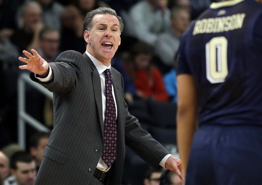 Jamie Dixon, James Robinson