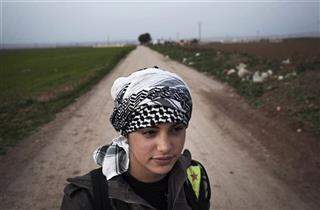 Mideast Syria Kurdish Hopes