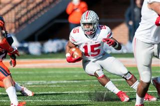 Ohio State Illinois Football