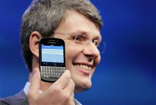 CORRECTION RIM Blackberry Makeover