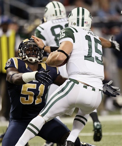 Jets Rams Football