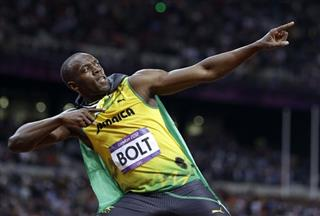 Athletics Bolt Brussels