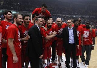 Greece Basketball Euroelague
