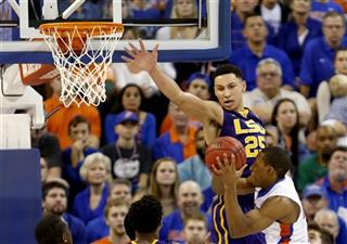 LSU Florida Basketball