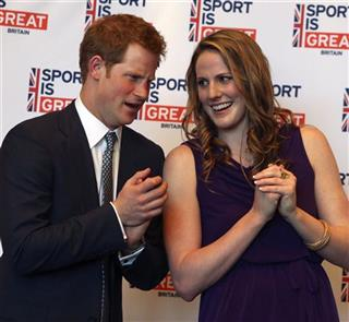 Prince Harry, Missy Franklin