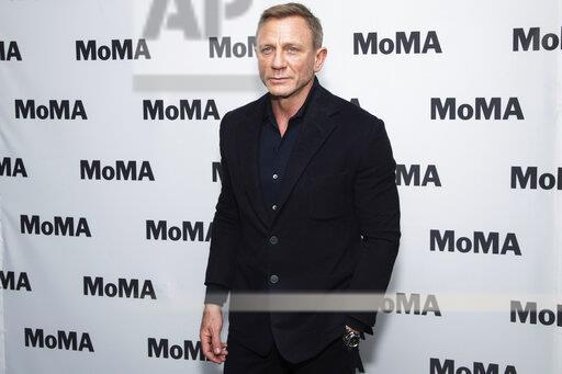 "MoMA ""In Character: Daniel Craig"" Film Series Opening Night"