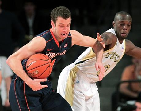 Virginia Georgia Tech Basketball