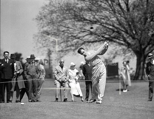 Associated Press Sports Georgia United States Golf SAM SNEAD ROOKIE SENSATION