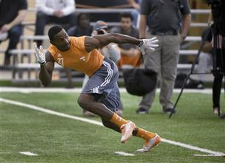 Tennessee Pro Day
