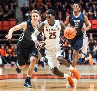 Illinois Yale Men's Basketball