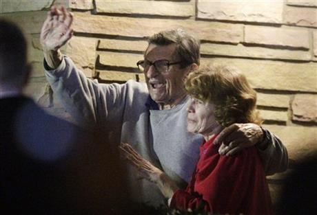 Joe Paterno, Susan Paterno