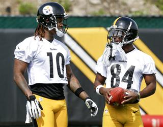 Martavis Bryant, Antonio Brown
