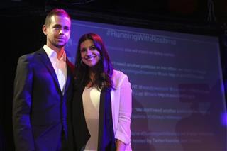 Jack Dorsey, Reshma Saujani