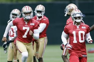 Colin Kaepernick, Kyle Williams