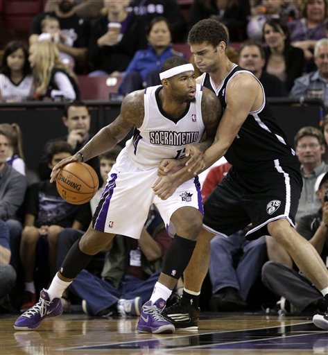 DeMarcus Cousins, Brooks Lopez