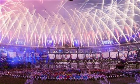 Opening Ceremonies Olympics