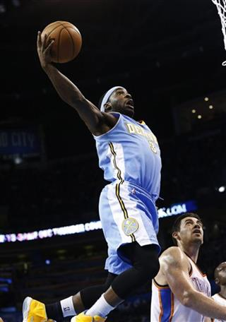 Ty Lawson, Nick Collison