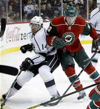 Justin Williams, Charlie Coyle