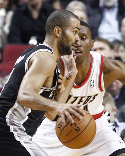 Tony Parker, Nolan Smith