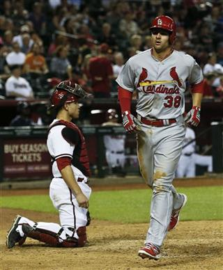 Pete Kozma, Miguel Montero