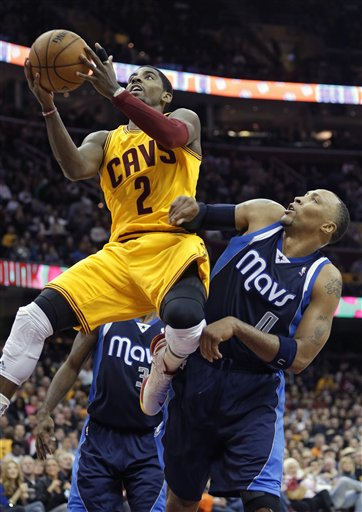 Kyrie Irving, Shawn Marion