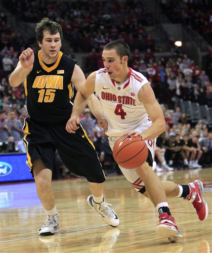 Aaron Craft, Zach McCabe