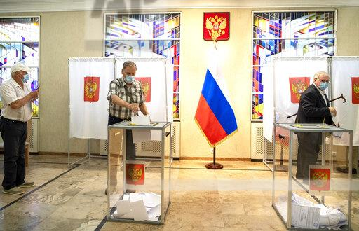 Lithuania Russia Constitutional Vote