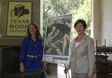 Laura Bush, Margie Crisp